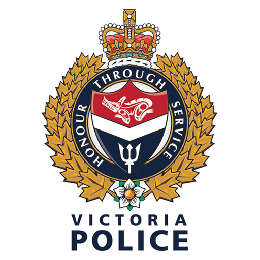 Our Crest Victoria Police Department