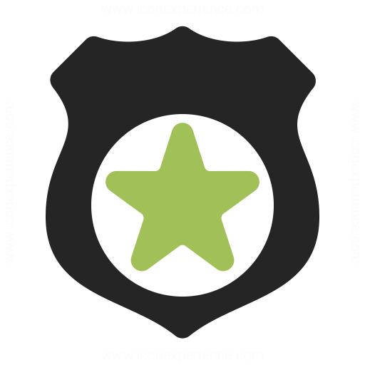 Security Badge Icon Iconexperience