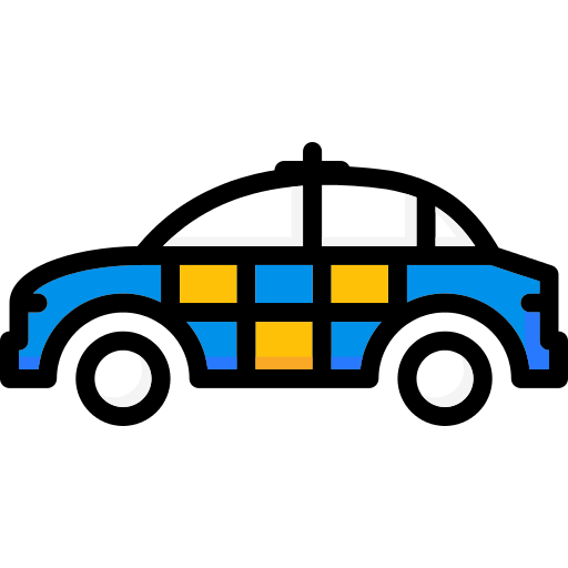 Police Car Car Png Icon