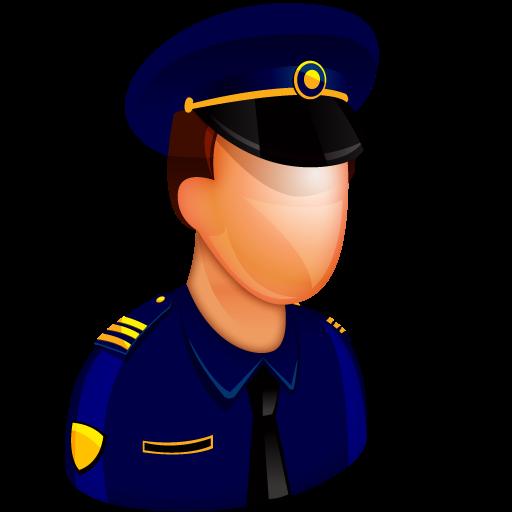 Police Icon Hd