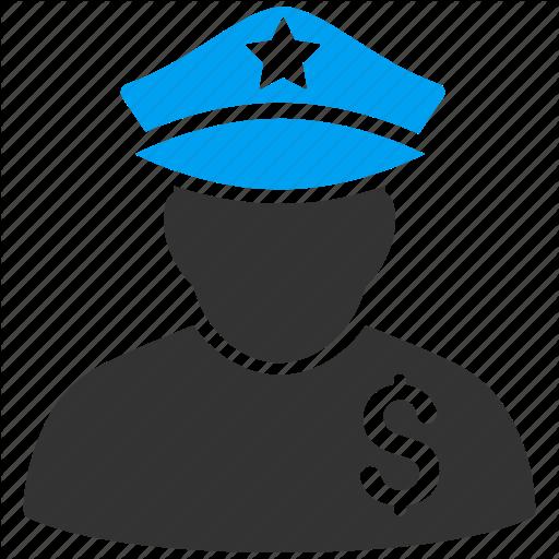 Enforcement, Finance, Financial Police, Guard, Policeman, Security