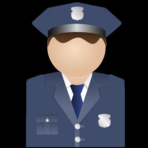 Policeman Uniform Icon Policemen Iconset Dapino