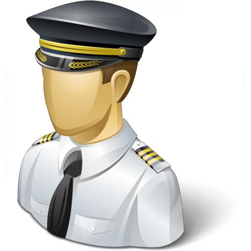 Iconexperience V Collection Pilot Icon
