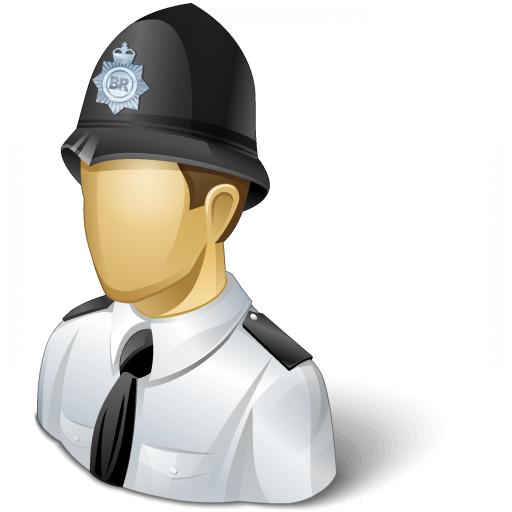 Iconexperience V Collection Policeman Bobby Icon
