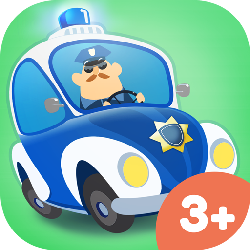 Little Police Station Fox And Sheep Apps For Kids