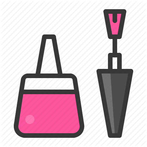 Cosmetic, Makeup, Manicure, Nail Color, Nail Polish Icon