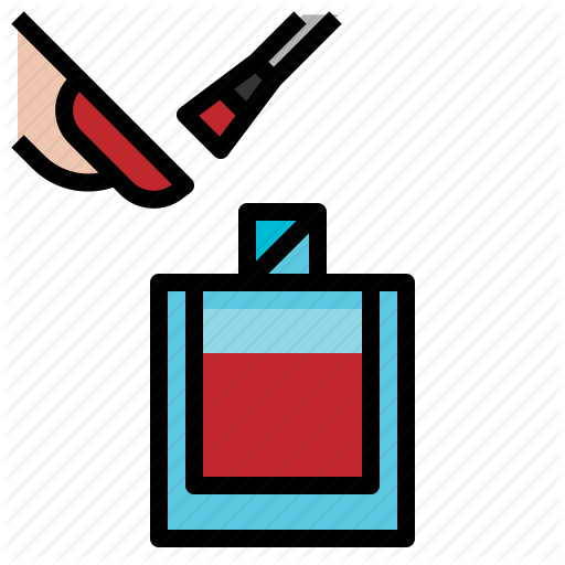 Finger, Lacquer, Manicure, Nail, Polish Icon