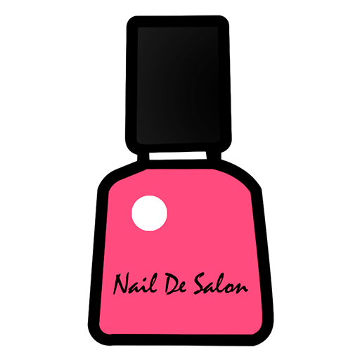 Cropped Naildesalon Polish Icon Nail De