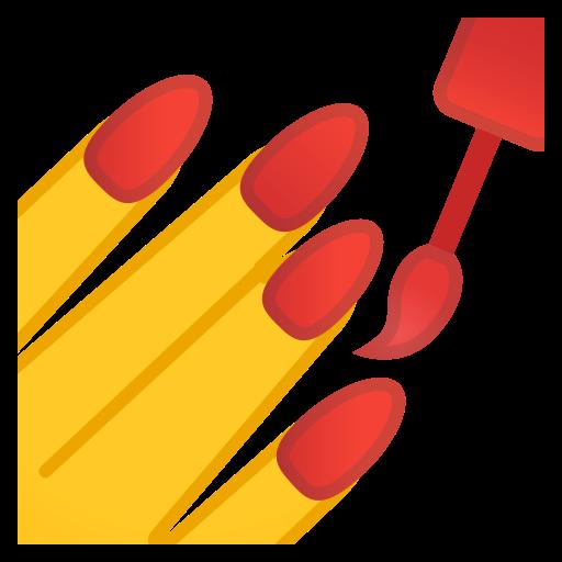 Nail, Polish Icon Free Of Noto Emoji People Bodyparts
