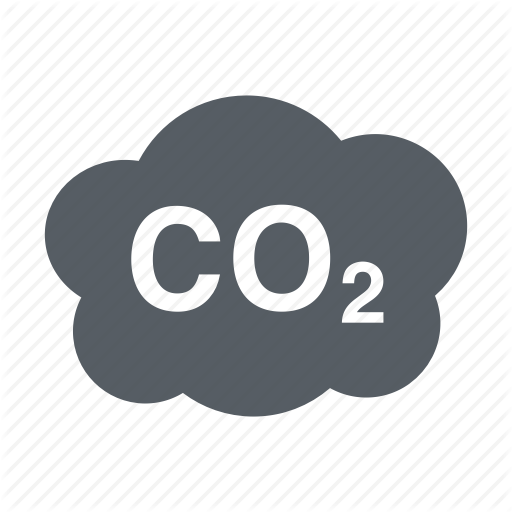 Carbon, Cloud, Dioxide, Environment, Pollution Icon