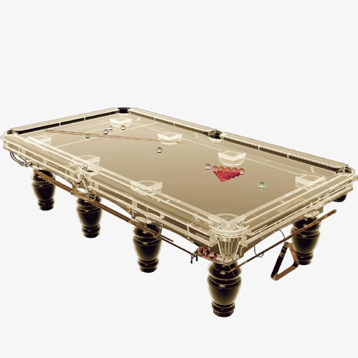 Leisure Pool Table, Pool Clipart, Pool Table, Leisure Png Image