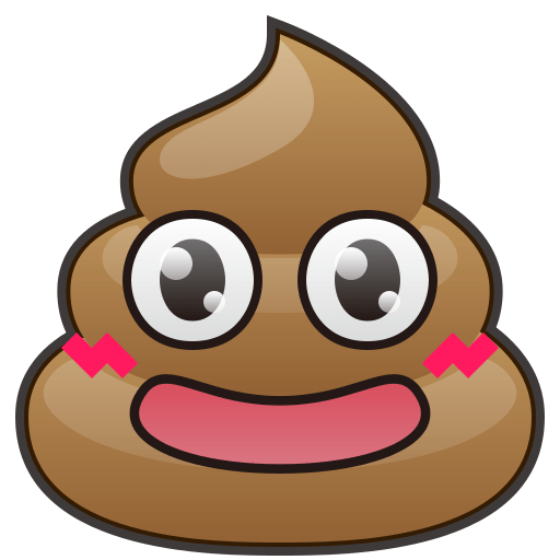 Pile Of Poo Emoji For Facebook, Email Sms Id