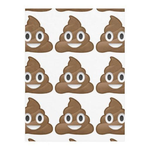 Poop Emoji Blanket From Zazzle Gossip Rag Couture Clothes +