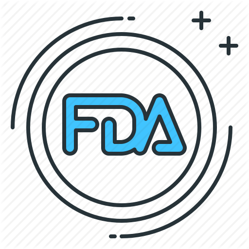 Fda, Food And Drug Administration Icon