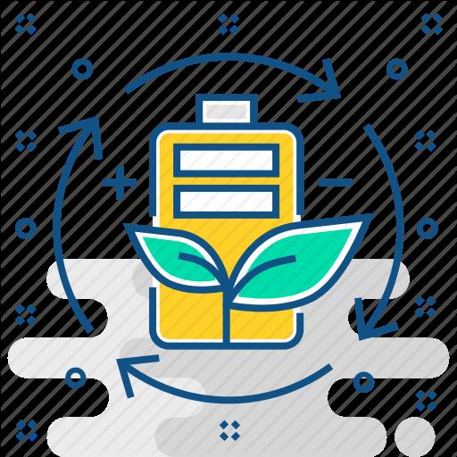 Bio, Eco, Ecology, Energy, Environment, Green, Renewable Icon