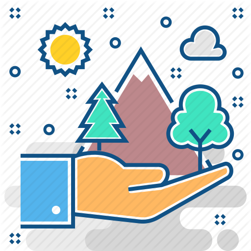 Forest, Plant, Preservation, Protection, Tree, Trees Icon
