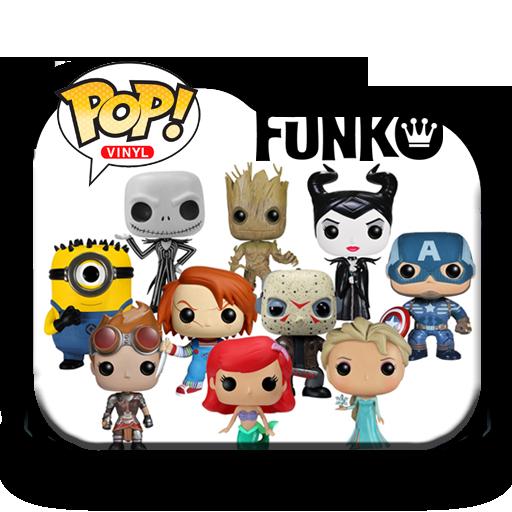 Funko Pop! Vinyl Folder Icon