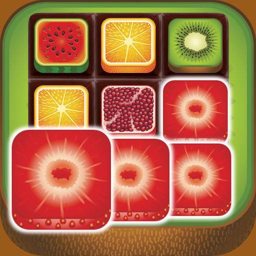 Pop Fruit Icons
