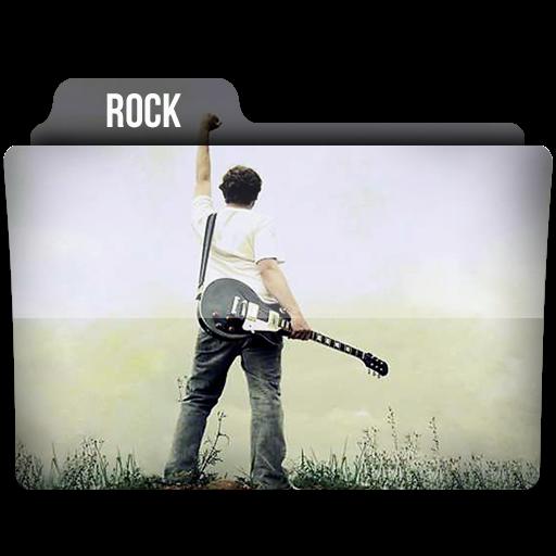 Rock, Music, Folder, Folders Icon Free Of Music Folder Icons