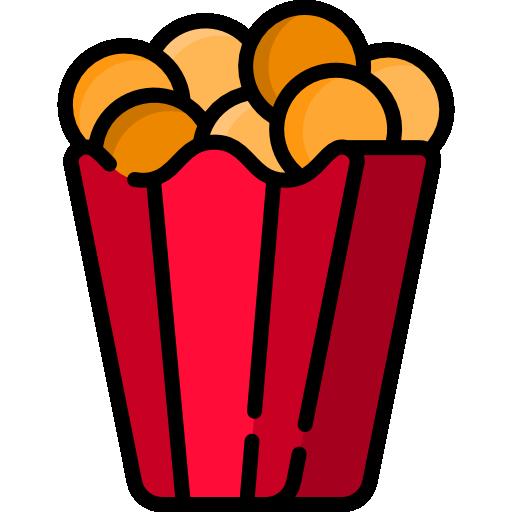 Popcorn Icon Food And Drink Freepik