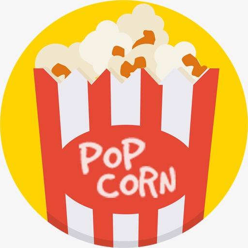 Popcorn Icon, Popcorn Clipart, Cinema, Snacks Png Image