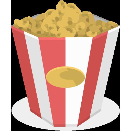 Popcorn Icon Cinema Iconset Ergosign