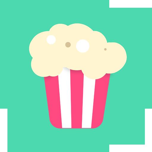 Popcorn Icon Fresh Web Iconset