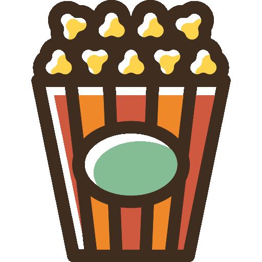 Popcorn Icons Free Download