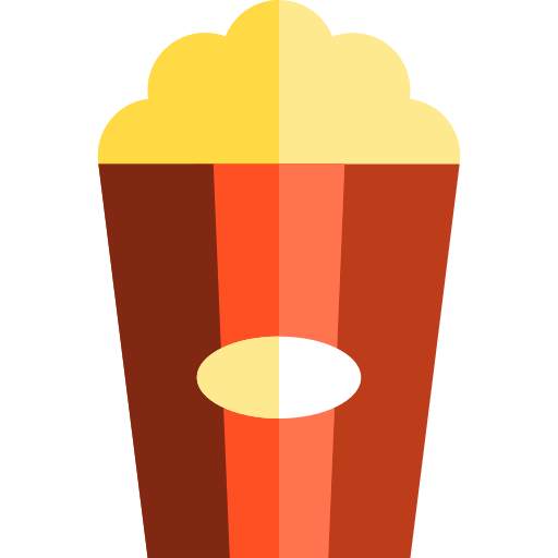 Popcorn Png Icon