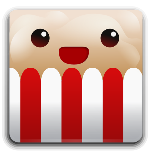 Popcorn Time Pngicoicns Free Icon Download