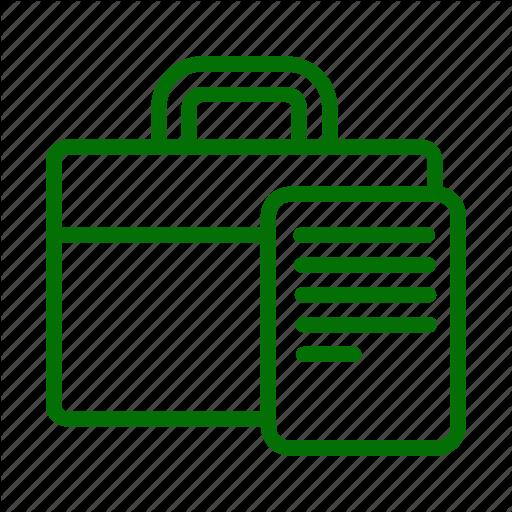 Bag, Business, Case, Portfolio Icon