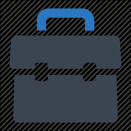 Briefcase, Business Services, Office, Portfolio Icon