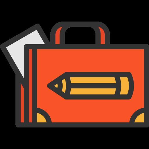Portfolio Bag Png Icon