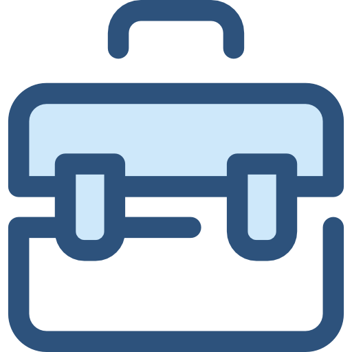 Travel, Portfolio, Briefcase Icon