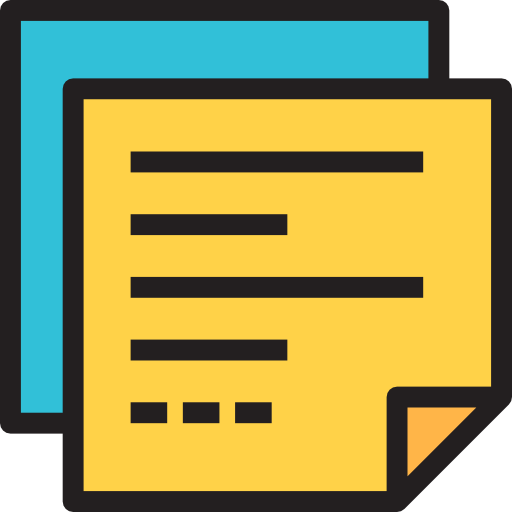 S, Documents, Business, Post It, Notes, And Folders