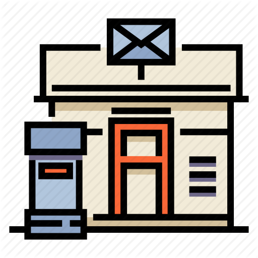 Building, Courier Service, Delivery, Letter, Mail, Post Office