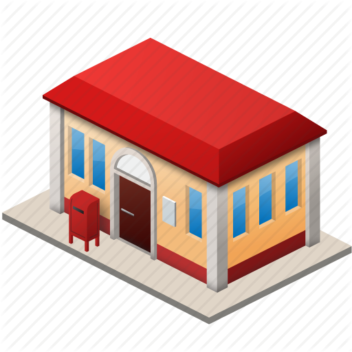 Business, Lease, Office, Post, Post Office, Postal, Rent Icon
