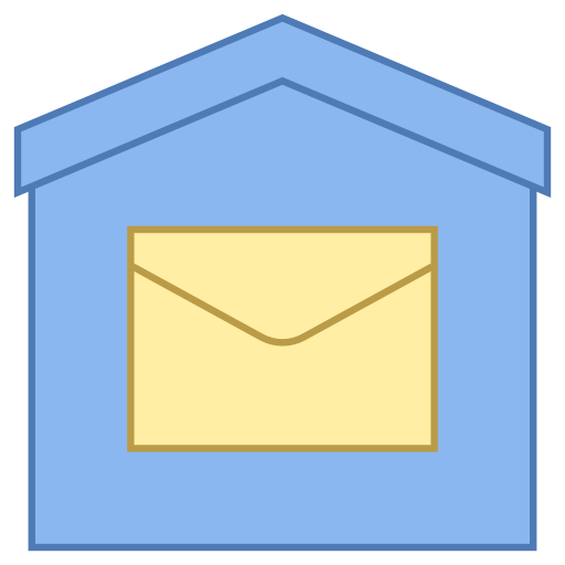 Download Free Png Post Office Icon