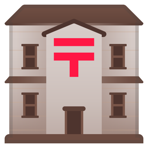 Japanese Post Office Icon Noto Emoji Travel Places Iconset