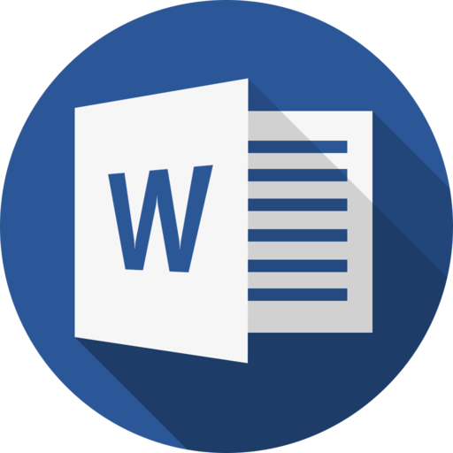 Office,word Pngicoicns Free Icon Download