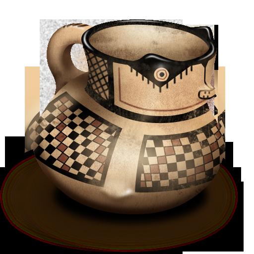 Ceramic, Diaguitas Icon