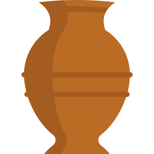 Ceramic Pottery Png Icon