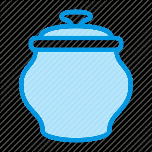 Clay, Jar, Jug, Kettle, Pottery Icon