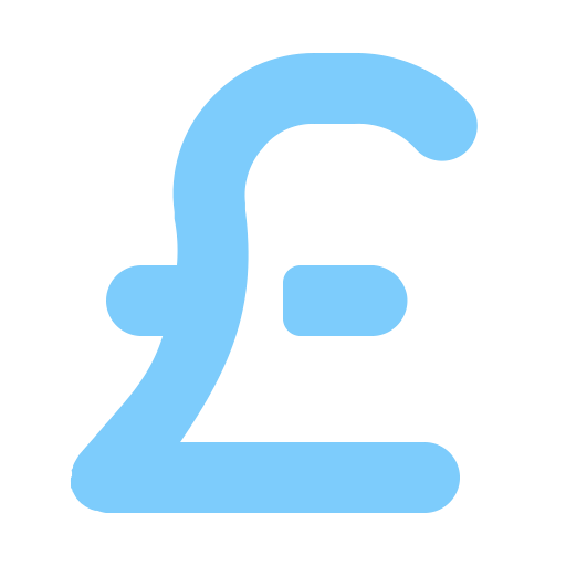 Money, Pound, Currency, Exchange Icon