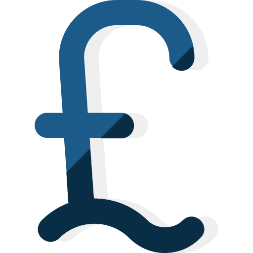 Pound Sterling Png Icon