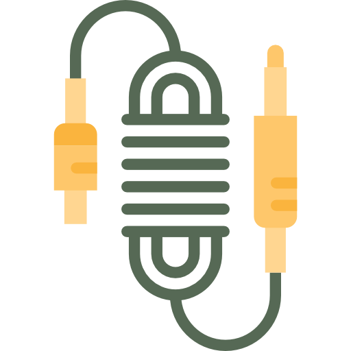 Tools And Utensils, Cable, Power, Connection, Cord Icon