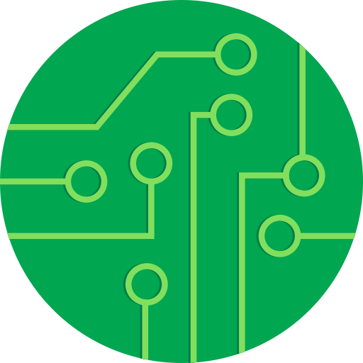 Board, Chip, Circuit, Electronic, Grid, Mother Board, Power Icon
