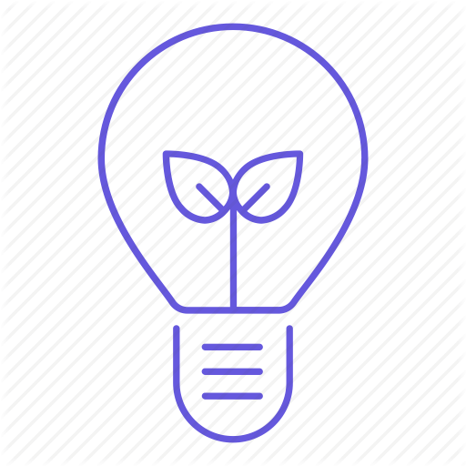 Bulb, Eco, Electricity, Energy, Light, Lightbulb, Power Icon