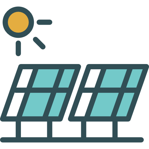 Solar Energy, Ecology And Environment, Radiation, Solar, Cloud Icon