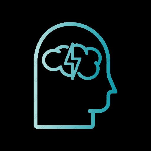 Download Brain Power Icon Inventicons